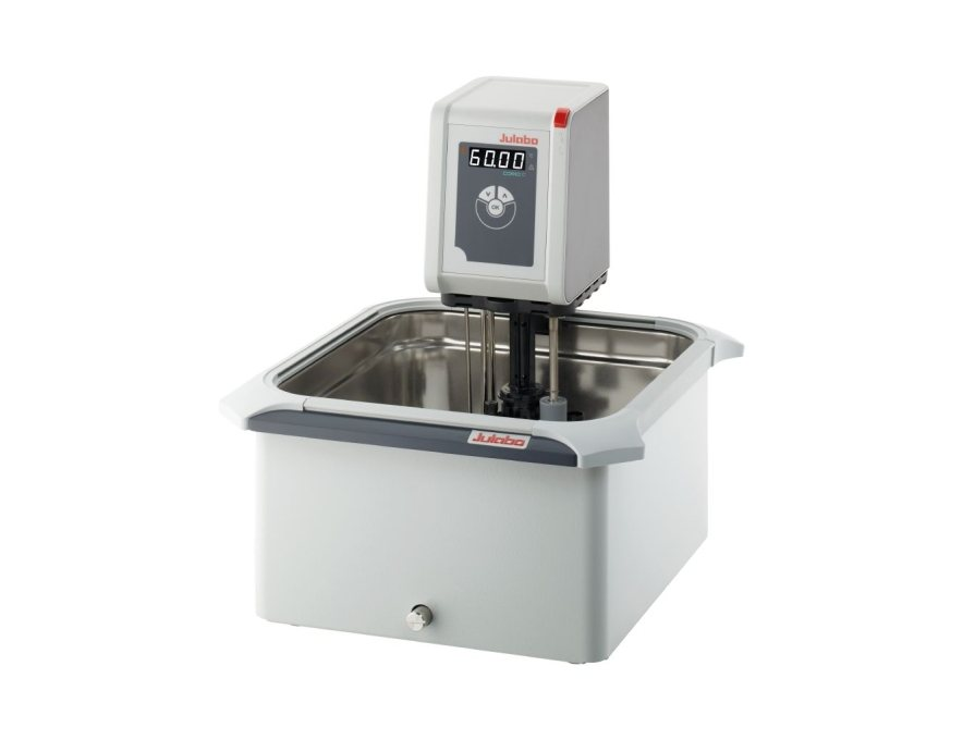 Open Heating Bath Circulators with stainless steel bath tank CORIO C-B13 from JULABO view 1