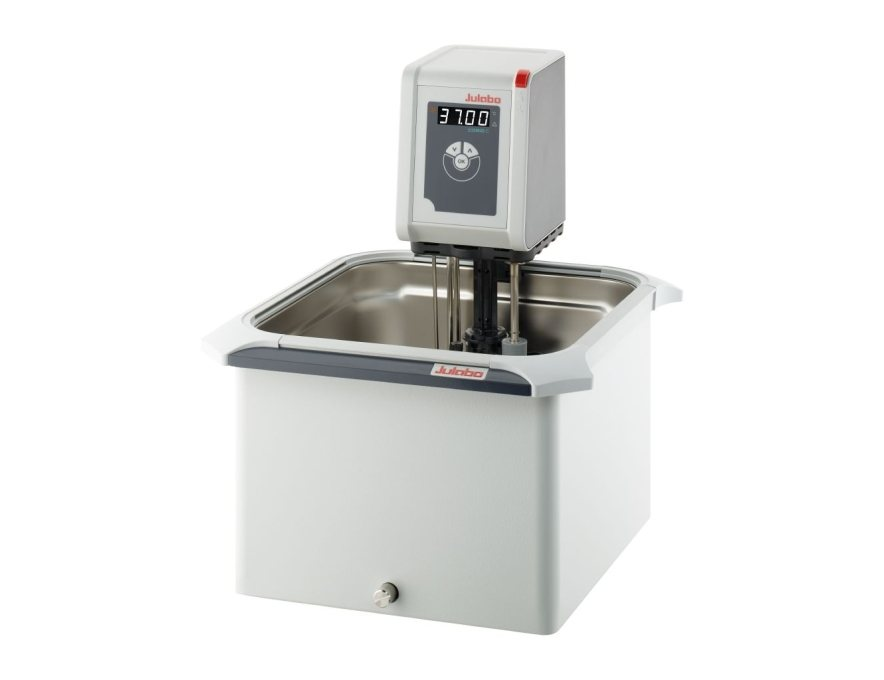Open Heating Bath Circulators with stainless steel bath tank CORIO C-B17 from JULABO view 1