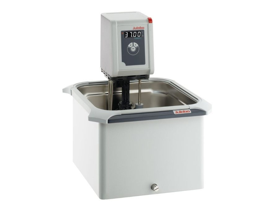 Open Heating Bath Circulators with stainless steel bath tank CORIO C-B17 from JULABO view 3