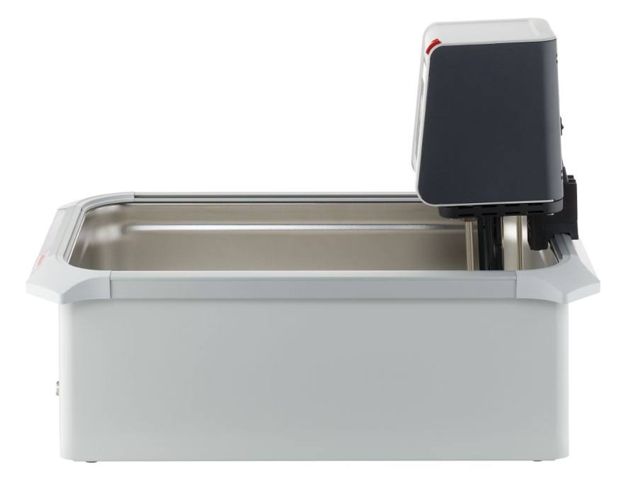 Open Heating Bath Circulators with stainless steel bath tank CORIO C-B19 from JULABO view 4