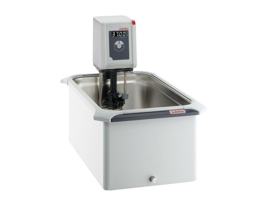 Open Heating Bath Circulators with stainless steel bath tank CORIO C-B27 from JULABO view 3