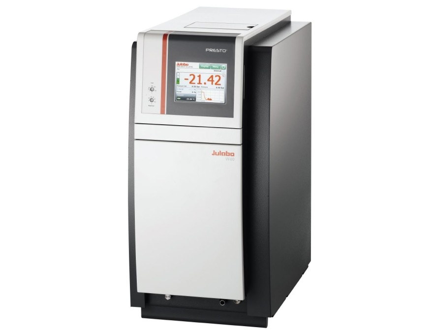 Process System PRESTO W40 from JULABO view 1