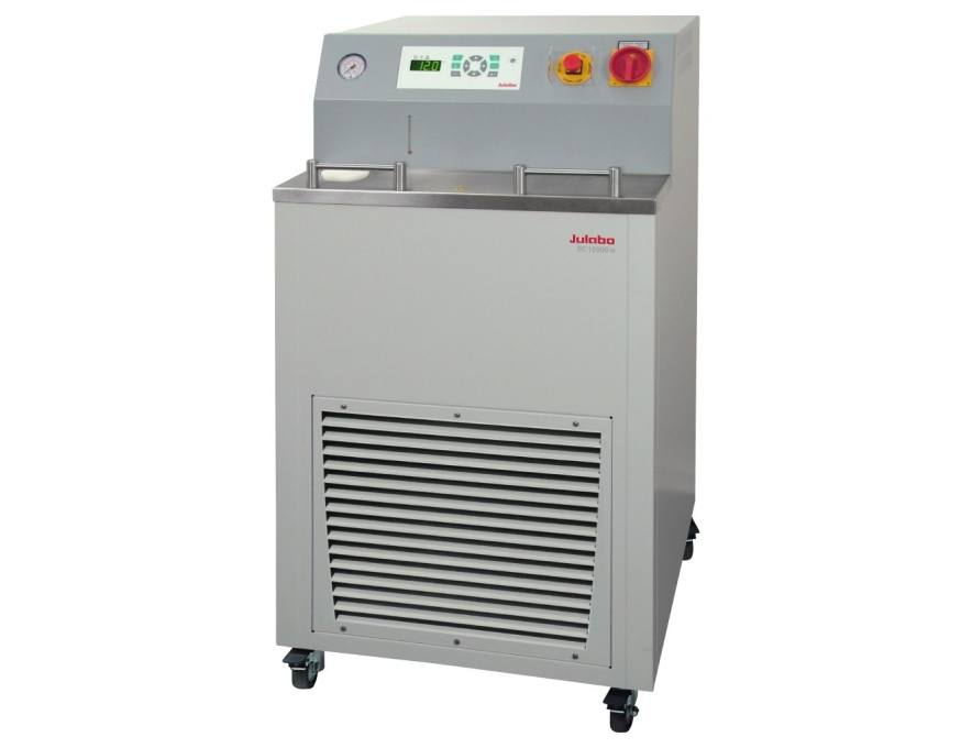Recirculating Cooler SC10000w from JULABO view 1