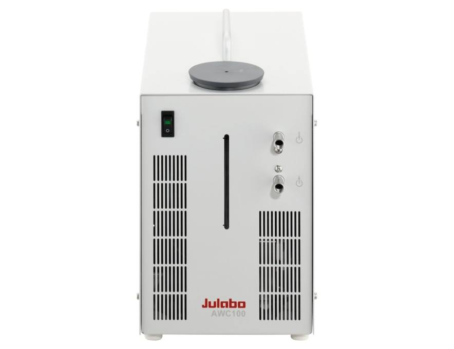 Air-to-Water Recirculating Cooler AWC100 from JULABO view 2