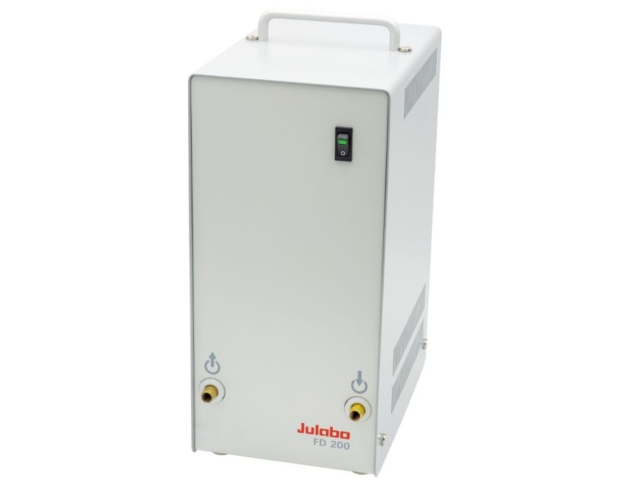 Flow-through Cooler FD200 from JULABO view 2