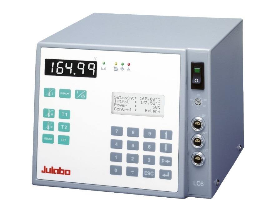 Laboratory Temperature Controller LC6 from JULABO view 1